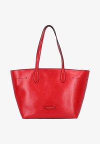 The Bridge - GUELFA - Tote bag - red - 0