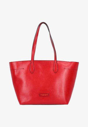 GUELFA - Tote bag - red
