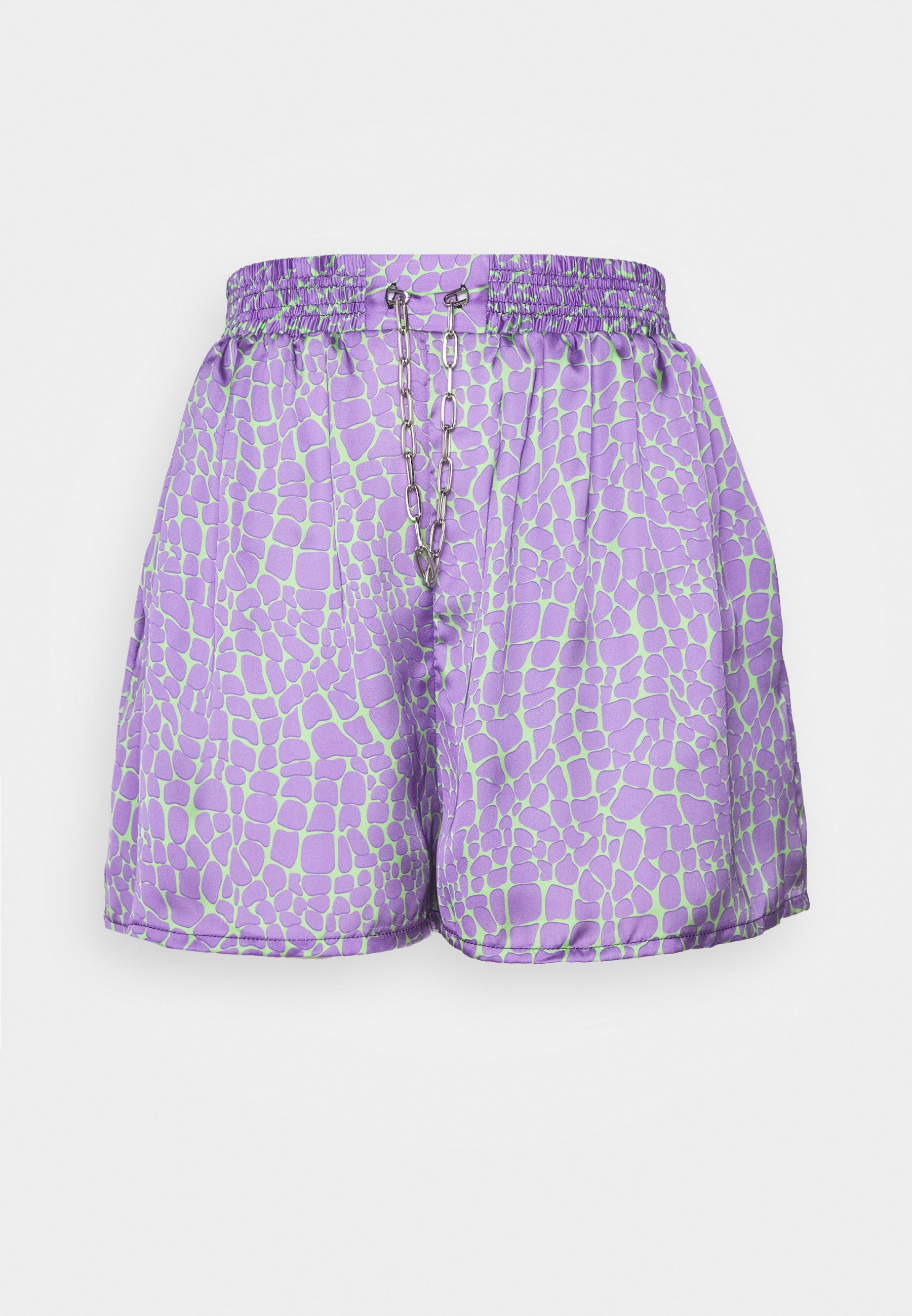 ROOTS Shorts purplelime