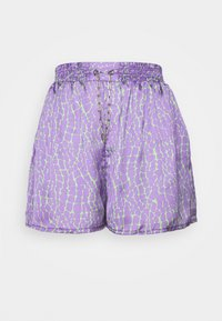 The Ragged Priest - ROOTS - Shortsit - purple/lime - 0
