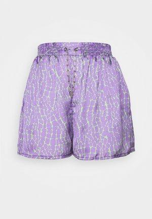 ROOTS - Shortsit - purple/lime