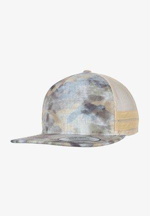 Cap - khaki/beige mesh