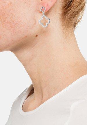 KIANA  - Earrings - silberfarben poliert