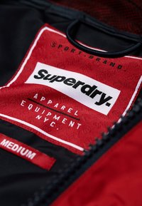 Superdry - Windbreaker - red - 6