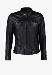 CASEY  - Leren jas - black
