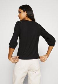 Vero Moda - VMFRANCA - Long sleeved top - black - 2