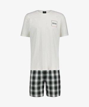 Pyjama - weiss