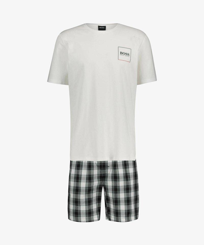 BOSS - Pyjamas - weiss