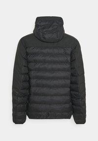 Haglöfs - DALA MIMIC HOOD MEN - Winter jacket - true black - 1
