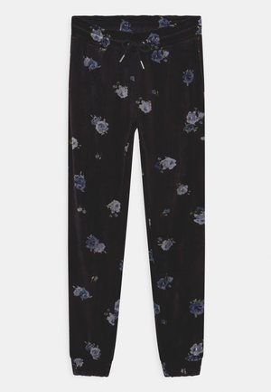 TROUSERS VIVIAN  - Pantalones deportivos - black