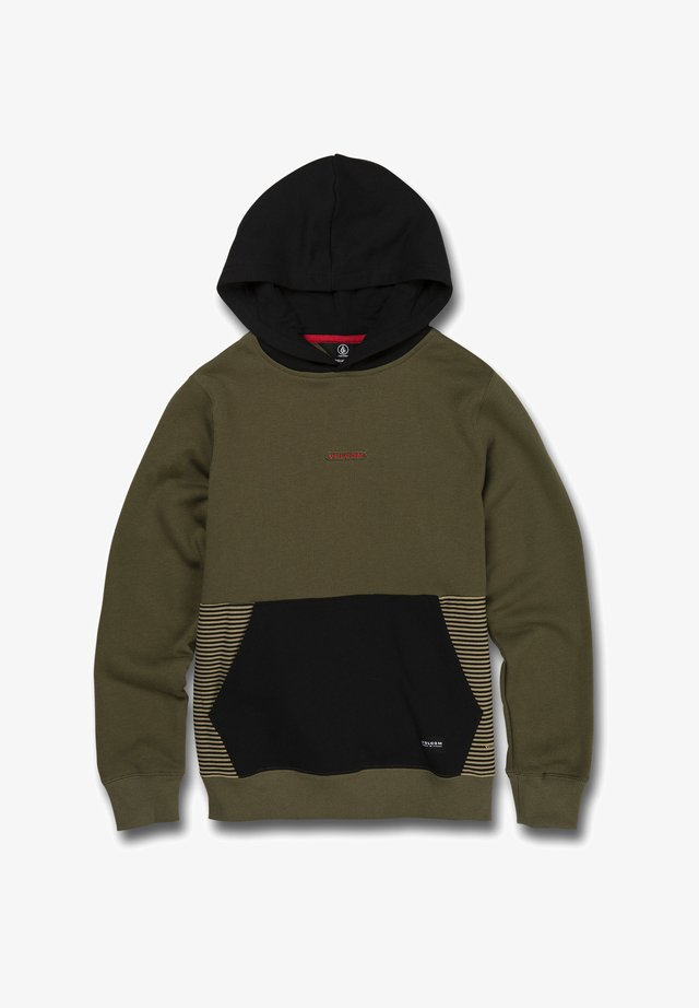 FORZEE  - Sweat à capuche - military