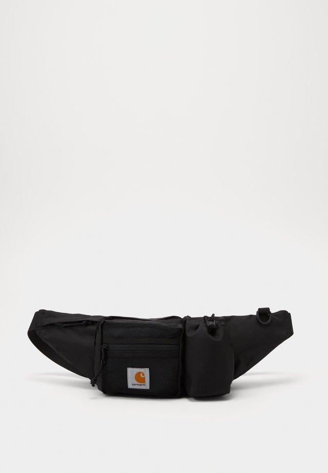 DELTA HIP BAG UNISEX - Ledvinka - black
