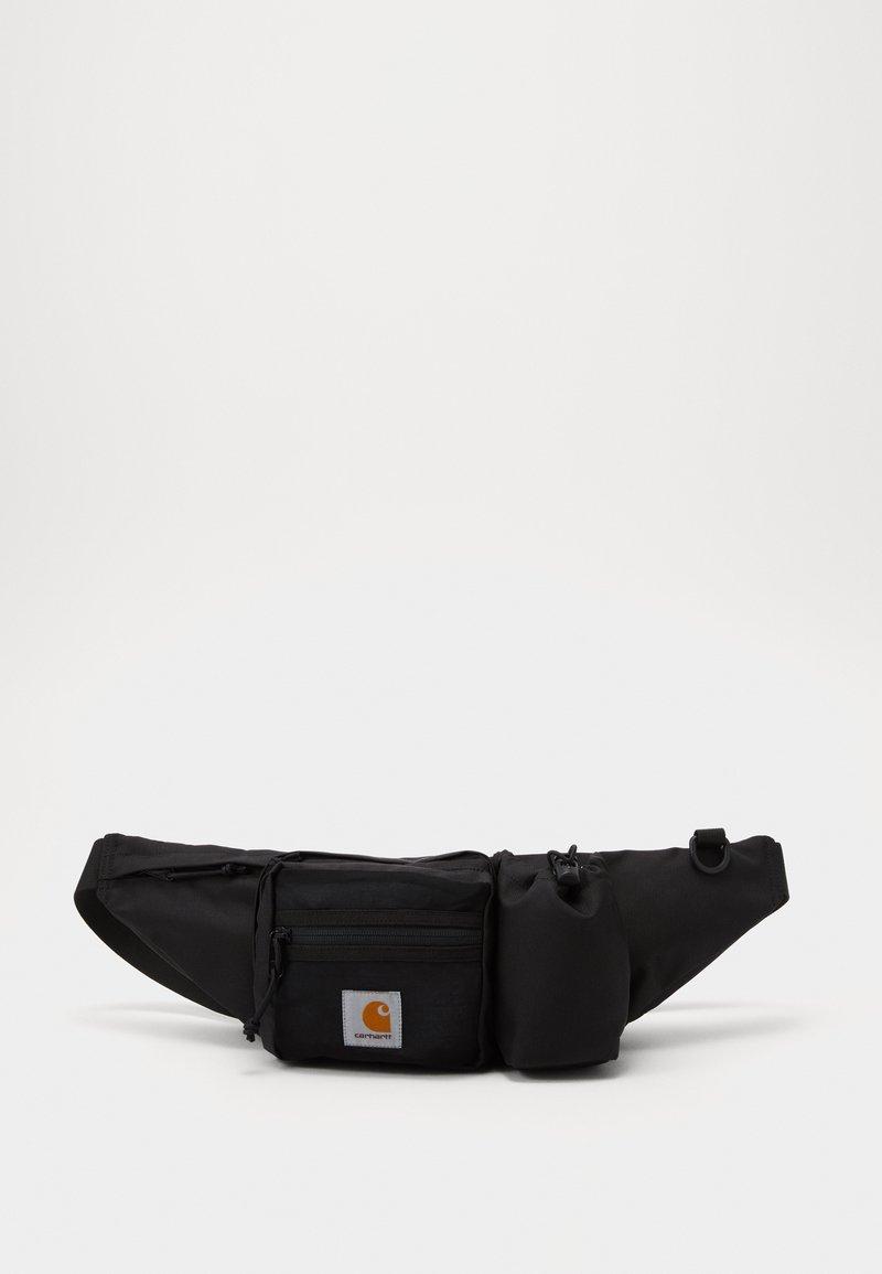 Carhartt WIP - DELTA HIP BAG UNISEX - Vyölaukku - black