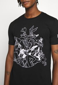 Iceberg - T-shirt imprimé - black - 5
