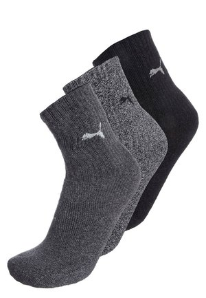 3P - Sportsocken - antracite/grey