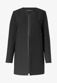 HALLHUBER - Short coat - black - 3