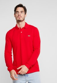 Lacoste - Polo shirt - red - 0