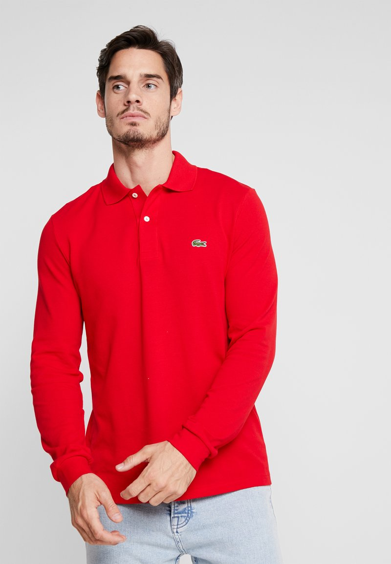 Lacoste - Polo shirt - red