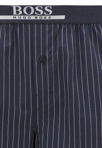 BOSS - 2 PACK - Pyjama bottoms - blue - 5