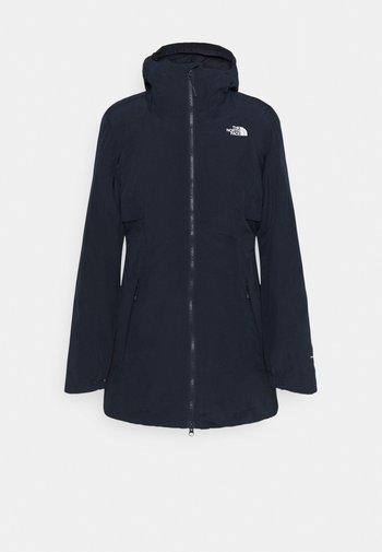 HIKESTELLER INSULATED - Winter coat - dark blue