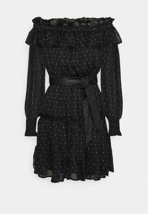 ALESSIA  - Denní šaty - schwarz