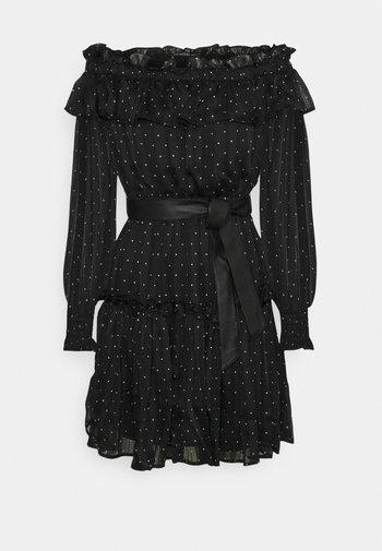 ALESSIA  - Day dress - schwarz