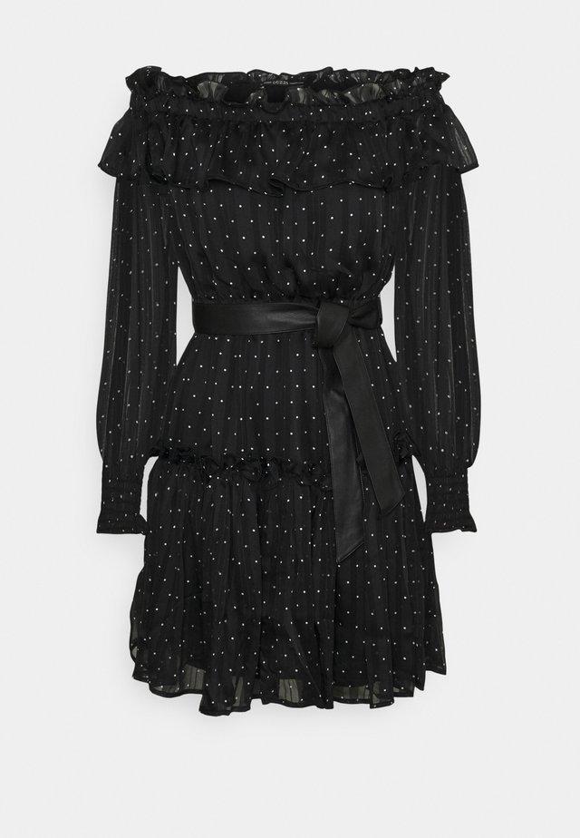 ALESSIA DRESS - Day dress - schwarz