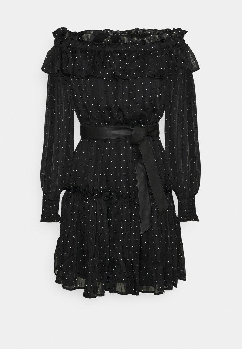 Guess - ALESSIA  - Sukienka letnia - schwarz