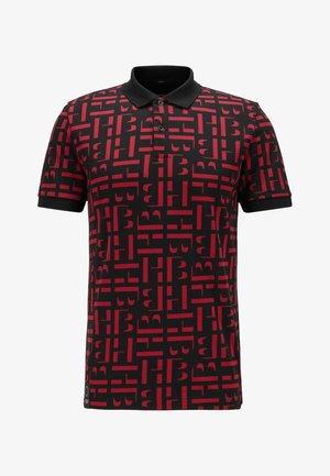 PHILLIPSON - Print T-shirt - black
