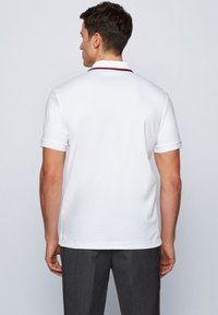 BOSS - PARLAY - Polo shirt - white - 1