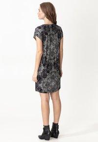 Indiska - LENNY - Day dress - black - 1