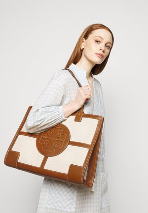 ELLA QUADRANT TOTE - Shopping bag - natural