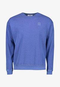 NEW IN TOWN - LONGSLEEVE - Sweater - blue - 4