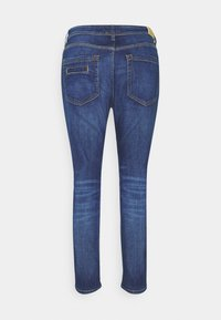 Marc O'Polo - ALBY STRAIGHT - Relaxed fit jeans - dark blue wash - 1