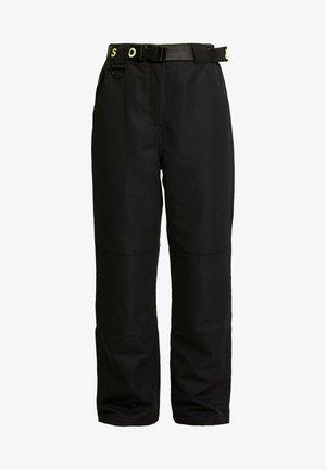SNO MOON - Trousers - black