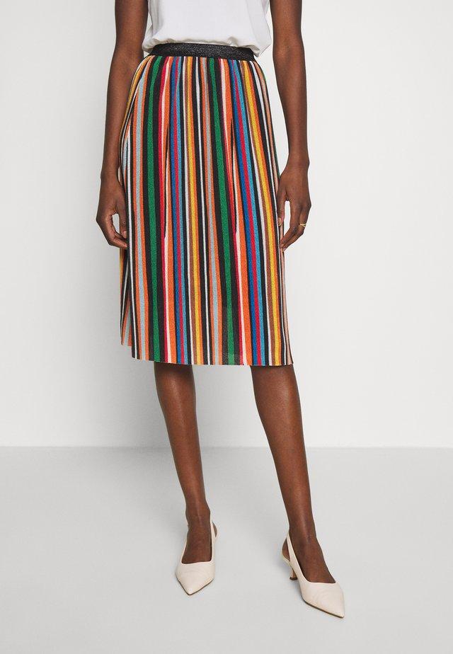 MARLEY - A-snit nederdel/ A-formede nederdele - multi-coloured