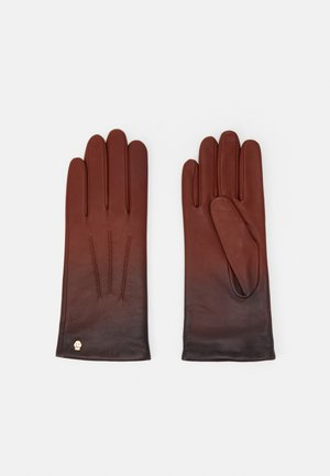 SHEFFIELD - Gloves - mocca/saddle