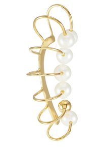 Vibe Harsløf - IRIS EARWRAP RIGHT - Øreringe - gold-coloured - 3