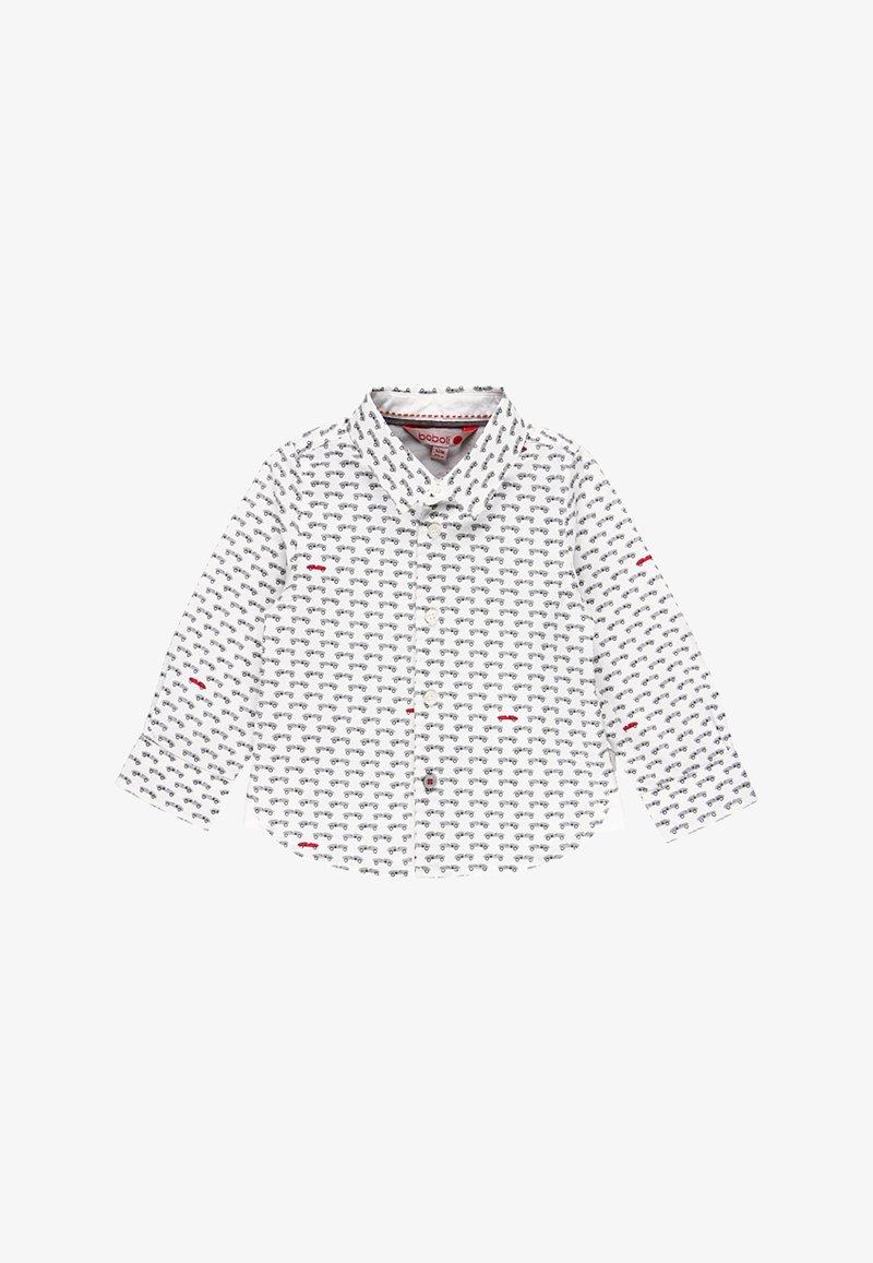 Boboli - POPELIN AUTOS FÜR BABY JUNGE - Shirt - print