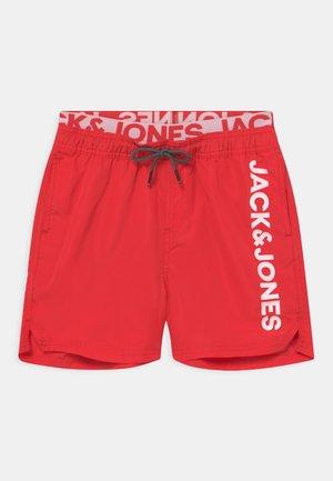JJIBALI JJSWIMSHORTS - Swimming shorts - flame scarlet