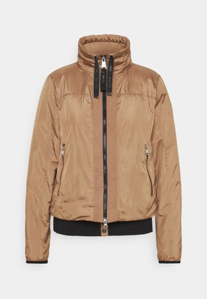 CITY - Light jacket - toffee