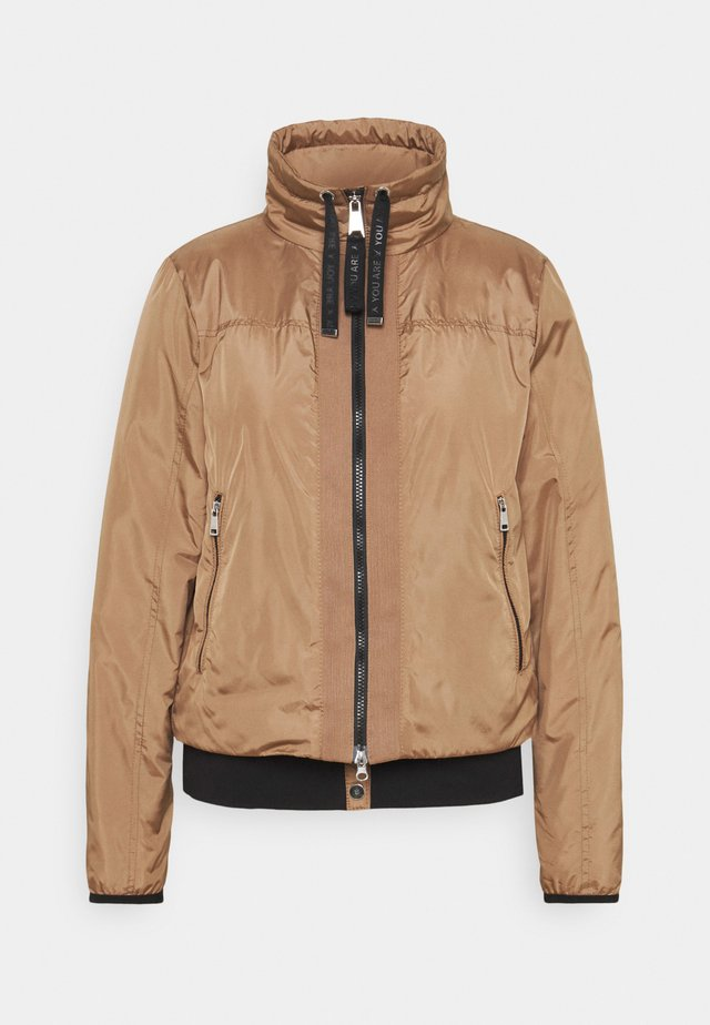 CITY - Veste mi-saison - toffee
