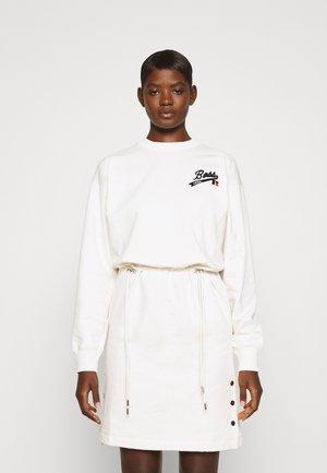 Boss x Russell Athletic EYONA - Day dress - soft cream