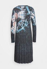 Ivko - PRINTED DRESS  BATIK PATTERN - Jumper dress - dark grey - 7