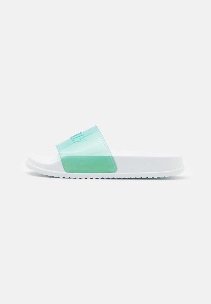 LEMON JELLY - OPAL - Slip-ins - translucid mint