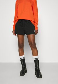 The North Face - MIX AND MATCH - Shorts - black - 0