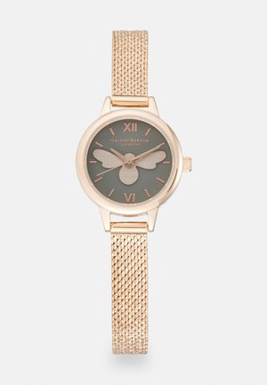 LUCKY BEE SET - Horloge - rose gold-coloured