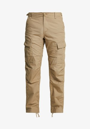 AVIATION PANT COLUMBIA - Bojówki - sand