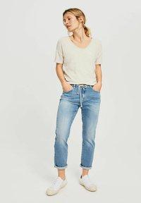 Opus - LOUIS - Slim fit jeans - blue - 1
