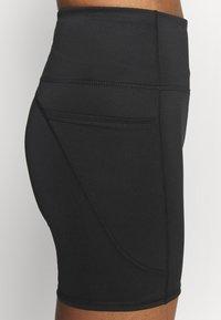 Cotton On Body - LOVE YOU A LATTE BIKE SHORT - Collant - black - 4